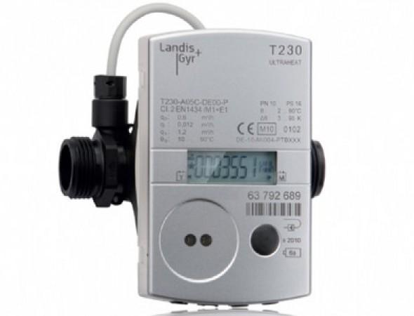 Теплосчетчик Ultraheat-T230, (Landis+Gyr)