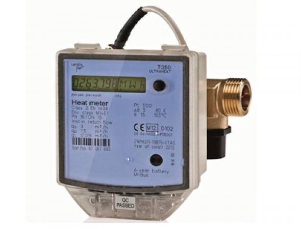 Теплосчетчик Ultraheat-T350, (Landis+Gyr)